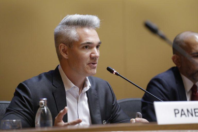 Michael Macdoland, CDO, Huawei Asia Pacific