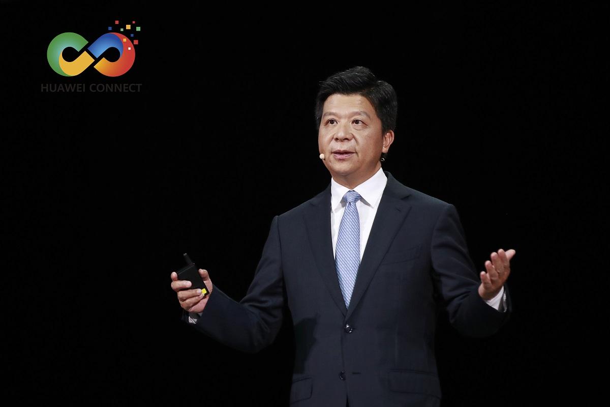 Huawei Connect 2020 Guo Ping