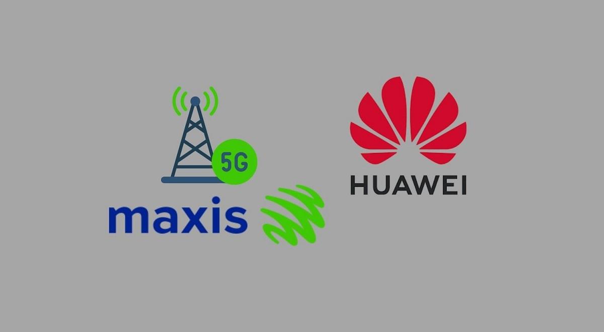 Maxis 5G Huawei Techcity