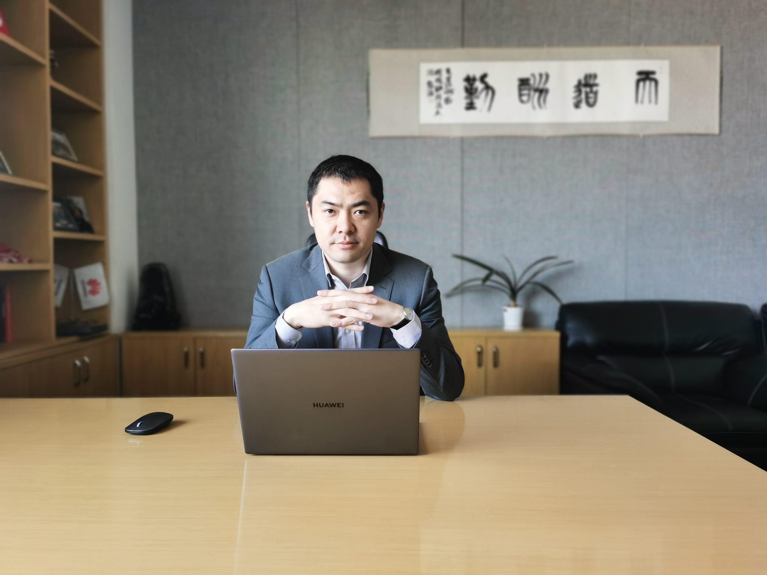CEO Huawei Nepal William Zhang