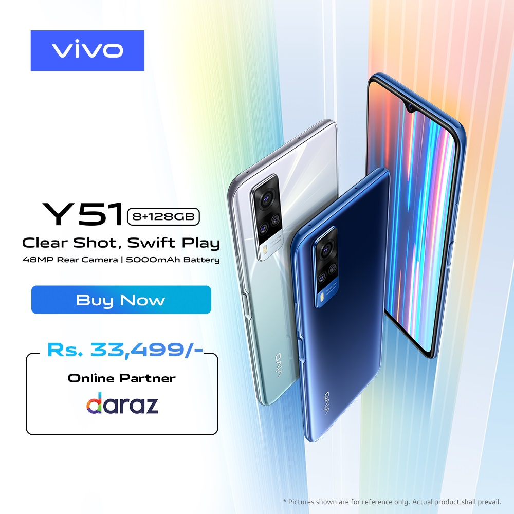 Vivo Y51 Price in Nepal
