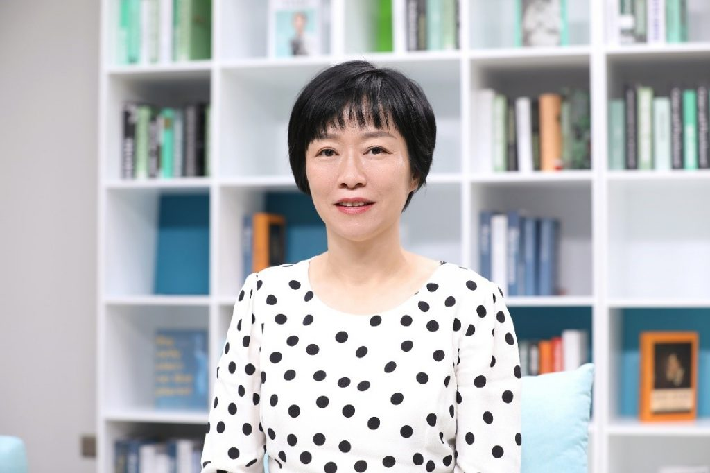 Catherine Chen responsible business Huawei 2021