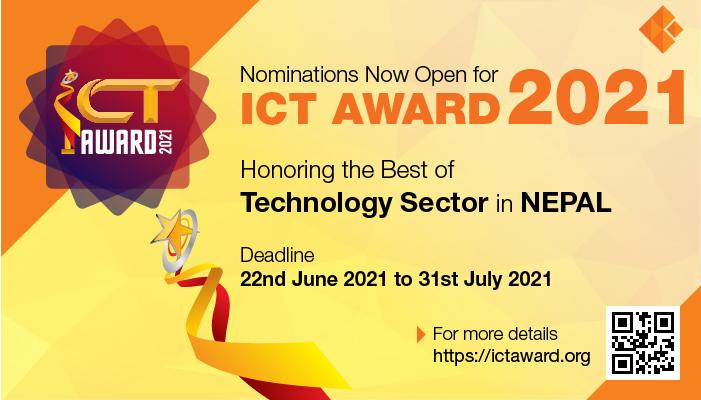 ICT award 2021 nominations