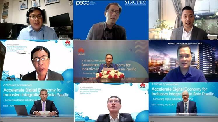 Digital Economy Huawei Webinar
