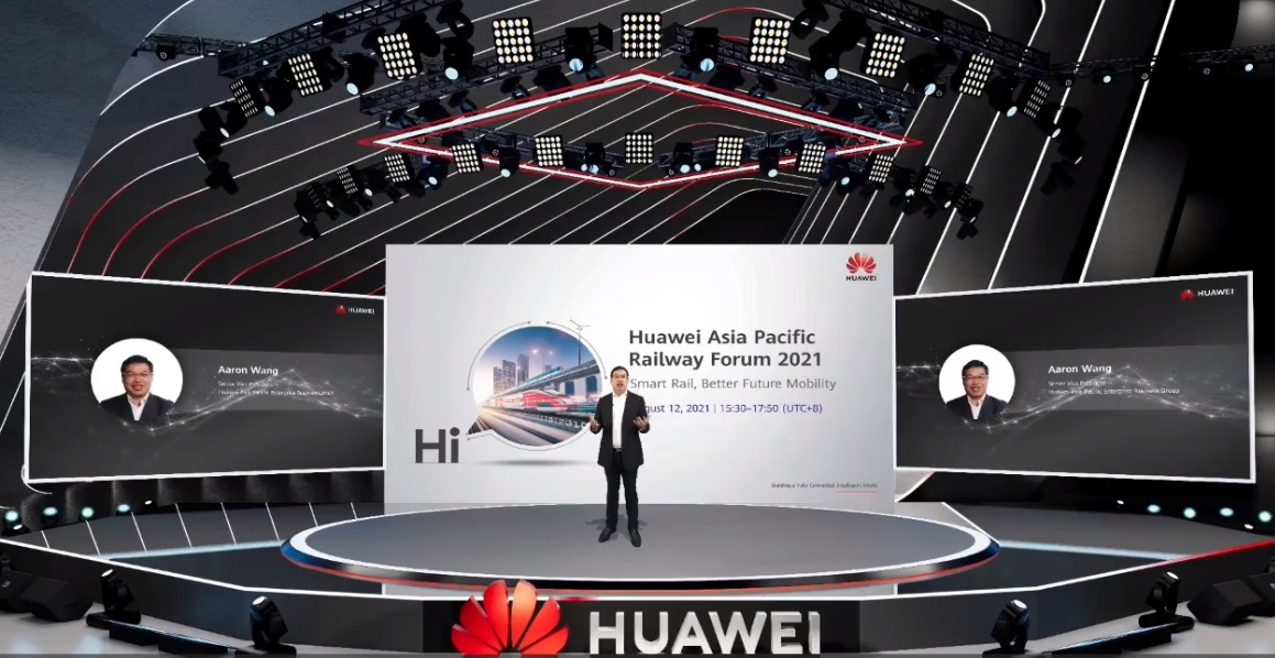 Huawei Asia Pacific Railway Forum 2021
