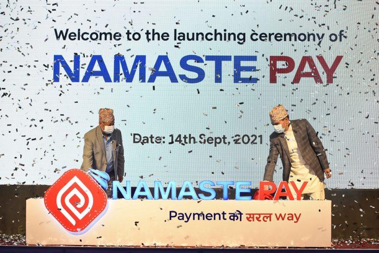 NamastePay App Shorcode launch