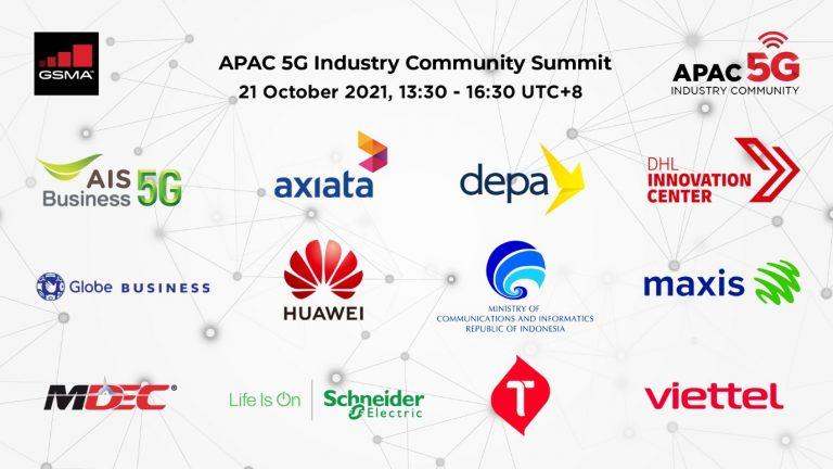 GSMA 5G Industry Community Summit