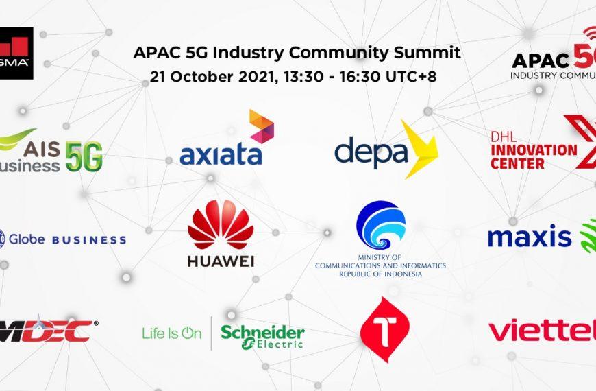 GSMA द्वारा एक नयाँ एशिया प्यासिफिक 5G उद्योग समुदायको गठनको घोषणा