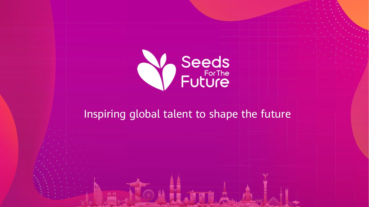 Huawei seeds for the future Nepal
